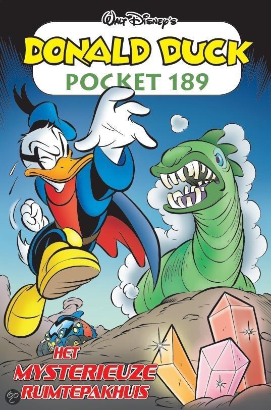Donald Duck Pocket 189 / Het mysterieuze ruimtepakhuis