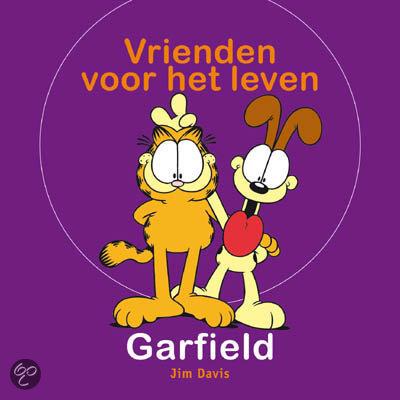 Garfield vrienden voor het leven jim davis 9789089892638 boeken - Decoratief kader voor het leven ...