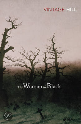 woman in black coursework