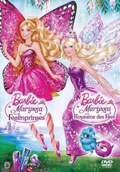 Bol Com Barbie Mariposa En De Fee 235 Nprinses Dvd