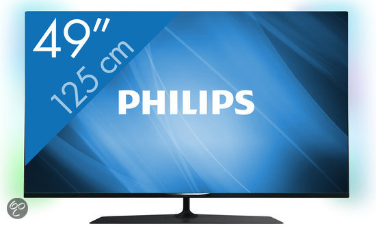 bol.com | Philips 49PUS7809 - 3D led-tv - 49 inch - Ultra ...