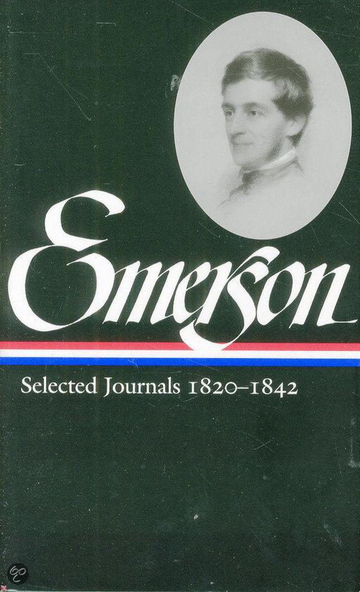 ralph waldo emerson essays and journals