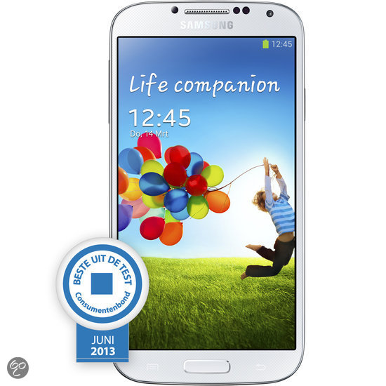 Samsung Galaxy S4 (I9505) - Wit