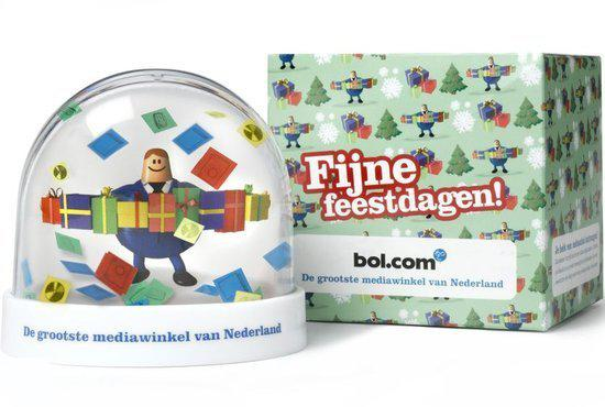 Cadeaubol Fijne Feestdagen  10,-