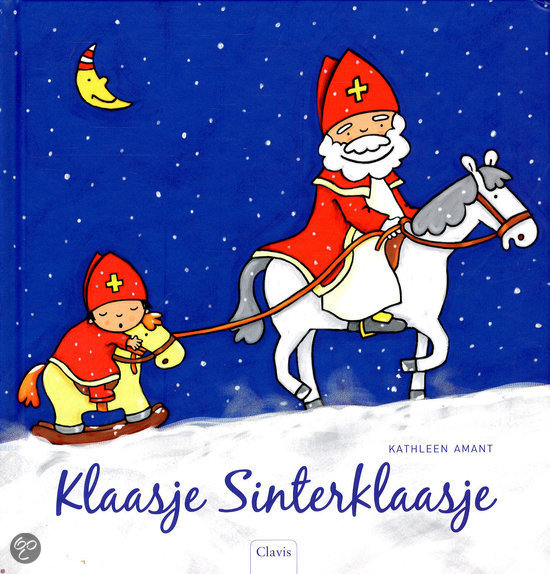 Klaasje Sinterklaasje