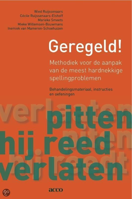 Geregeld! + Materiaal online