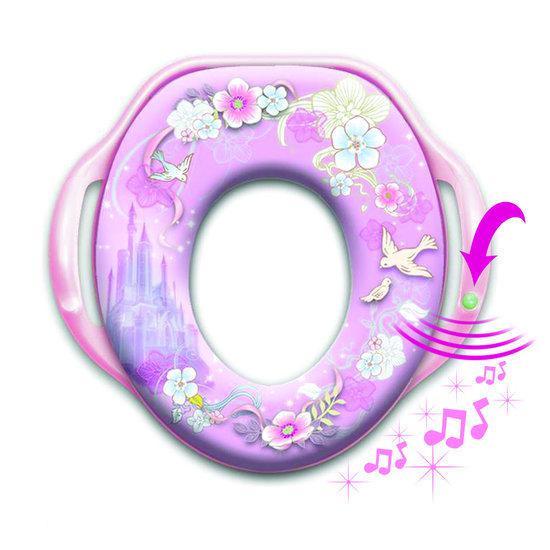 Disney princess toiletverkleiner met geluid for Wc ontwikkeling