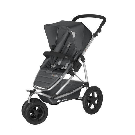Koelstra Mambo Daily - Kinderwagen - Grijs