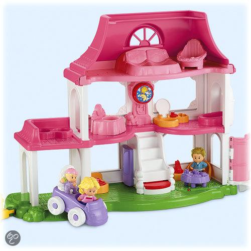 Cadeau eerste verjaardag dochter kado dochter 1 jaar for Poppenhuis kind 2 jaar