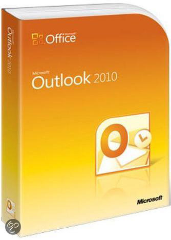 Microsoft Office Outlook 2010 - Nederlands
