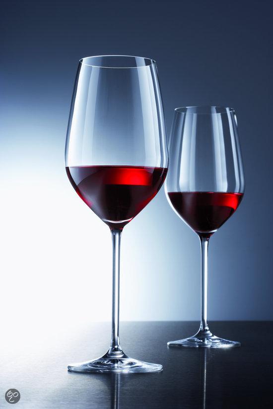 Schott Zwiesel Fortissimo Bordeaux Wijnglazen - 0.633 l - 6 stuks