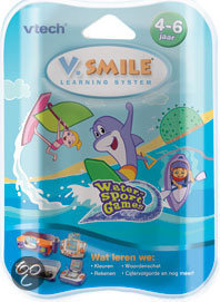 VTech V.Smile Motion Game - Watersport spelletje