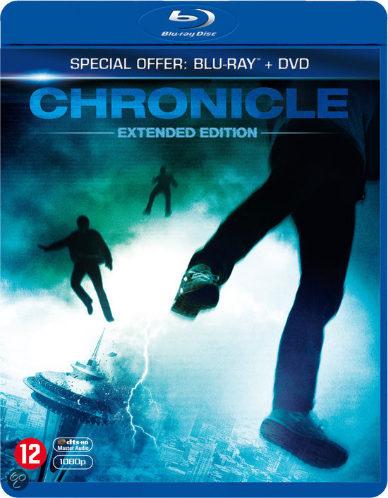 Chronicle (Extended Edition) (Blu-ray+Dvd)