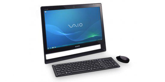 Sony VPCJ11M1E/B VAIO All-In-One-PC - 2,26 GHz Intel Core i3 / 4096 MB / 500 GB / 21,5