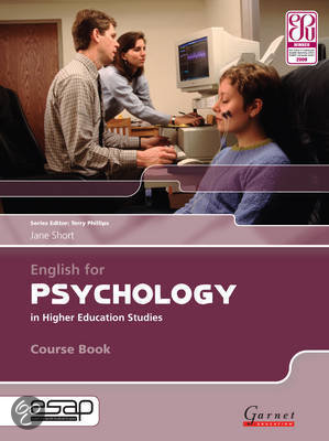 English for Psychology in Higher Education Studies