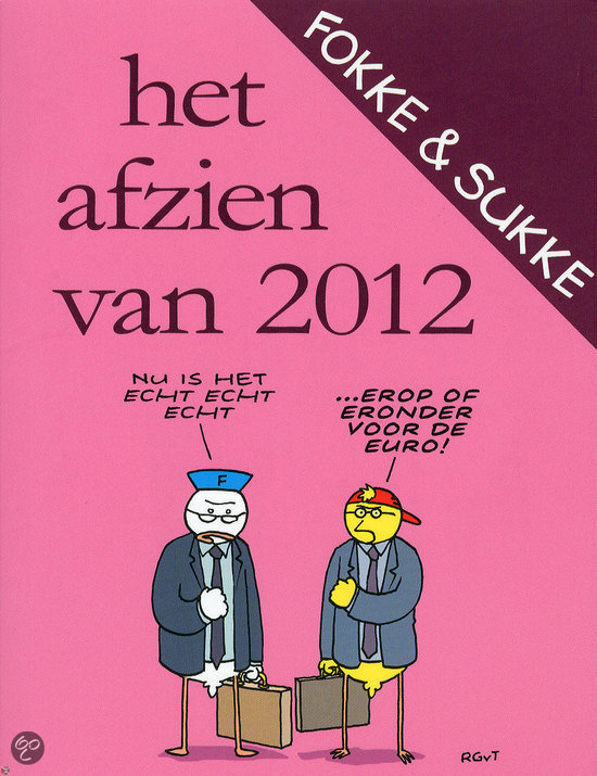 Het afzien van 2012