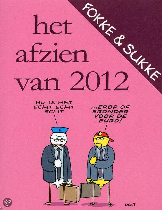 Het afzien van 2012