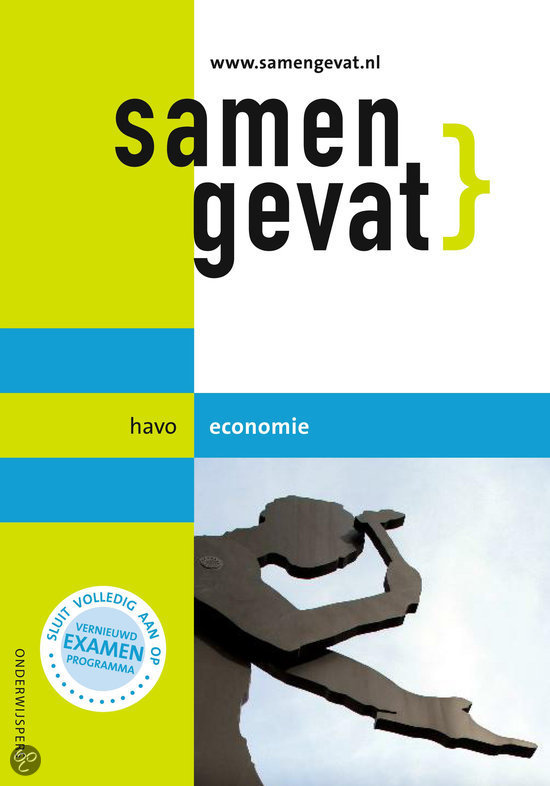 Samengevat / Economie Havo