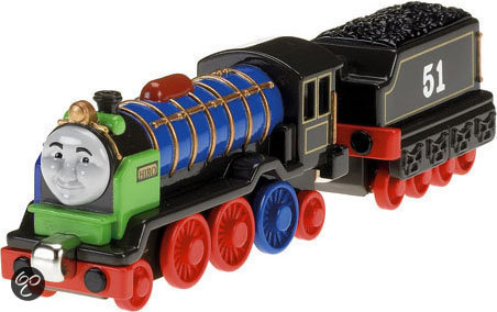 Fisher-Price Thomas de Trein Patchwork Hiro