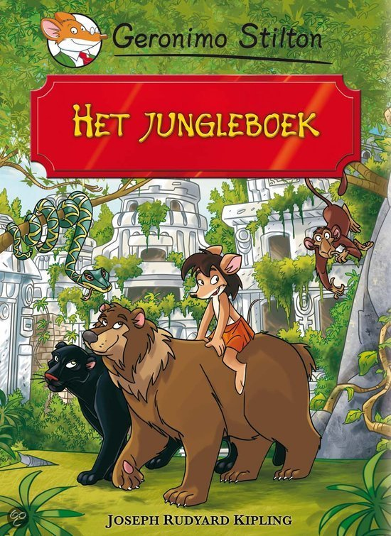 the book review of the jungle book