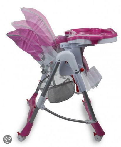 Baninni kinderstoel roze baby - Tafel roze kind ...