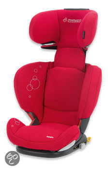 Maxi-Cosi RodiFix - Autostoel - Intense Red