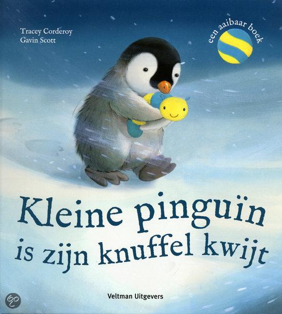 bol.com : Kleine Pinguu00efn is zijn knuffel kwijt, Tracey Corderoy ...