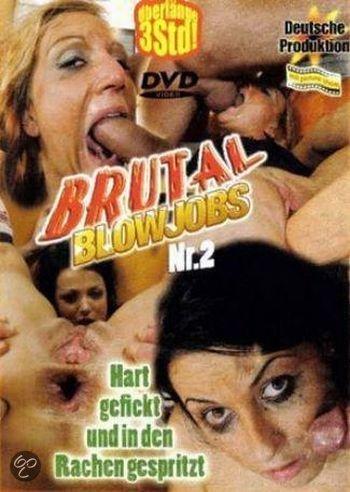 brutal blowjobs dvd: