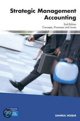 thesis on strategic management accounting