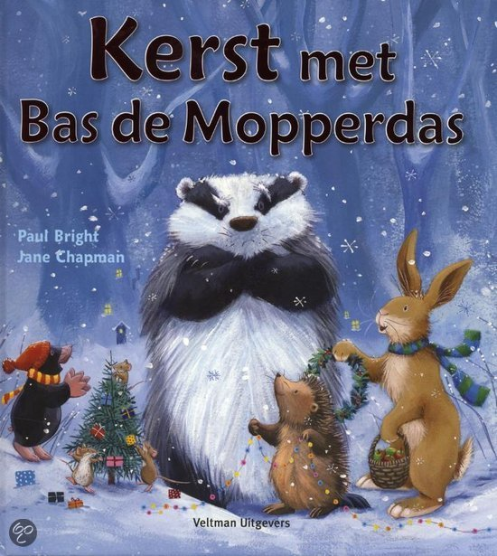 Kerst Met Bas De Mopperdas