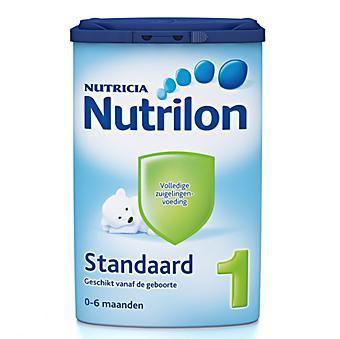 Nutrilon Standaard 1 - Zuigelingenvoeding - 900 gram