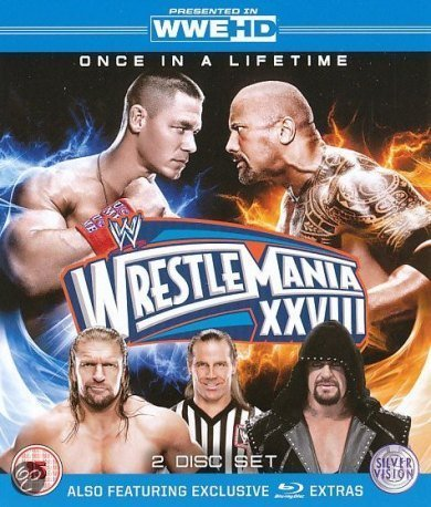WWE - Wrestlemania 28