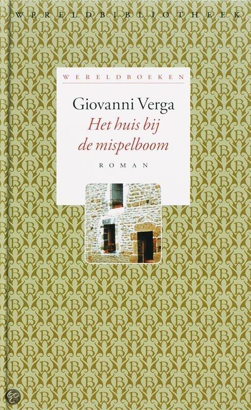 Het Huis Bij De Mispelboom  ISBN:  9789028421271  –  G. Verga