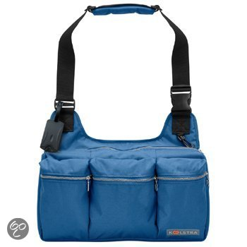 Koelstra Buddybag - Luiertas - Cobalt Blauw