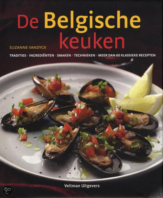 Gebak Engelse Keuken : bol com De Belgische keuken, S Vandyck 9789048300006