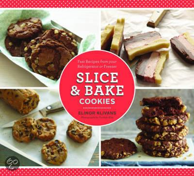 bol.com | Slice and Bake Cookies, Elinor Klivans | 9781452109626 ...