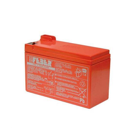 Feber battery 12v 0 8ah 20hr