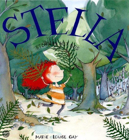 Cover van het boek 'Stella, ster van het bos'