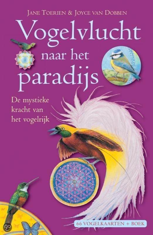 Vogelvlucht Naar Het Paradijs  66 Kaarten + Boek