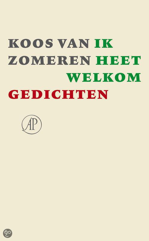 Ik Heet Welkom  ISBN:  9789029565356  –  Koos van Zomeren