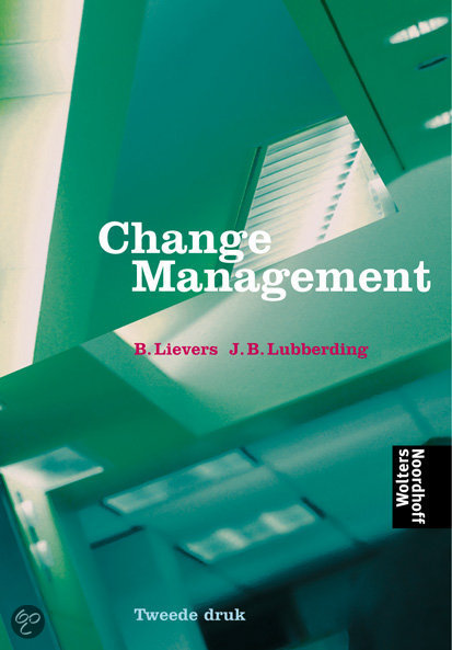 Change management / druk 2
