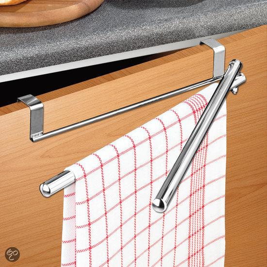 Handdoekenrek Voor Keuken : bol.com Garant-o-Matic Handdoekenrek Handdoekenrek Wonen