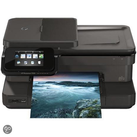 HP Photosmart 7520 - e-All-in-One Printer