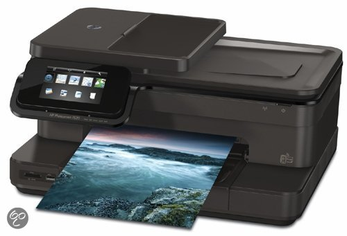 HP Photosmart 7520 - Multifunctional E-Printer (inkt)