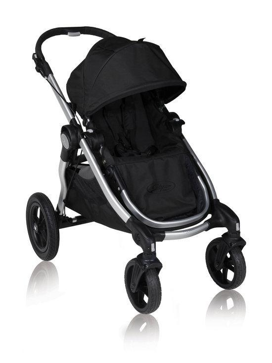Baby Jogger - City Select Kinderwagen - Onyx