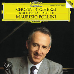 Chopin: 4 Scherzi, etc / Maurizio Pollini