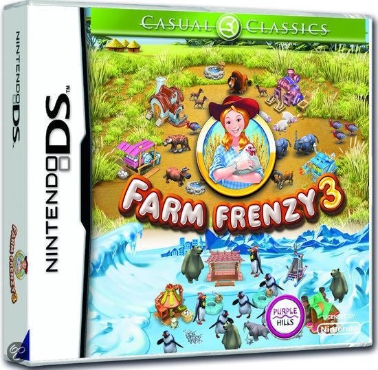 Review Farm Frenzy 3