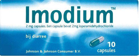 how to take imodium capsules