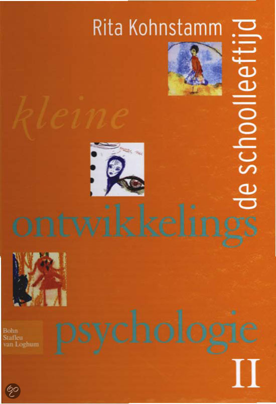 Kleine ontwikkelingspsychologie / 2 De schoolleeftijd