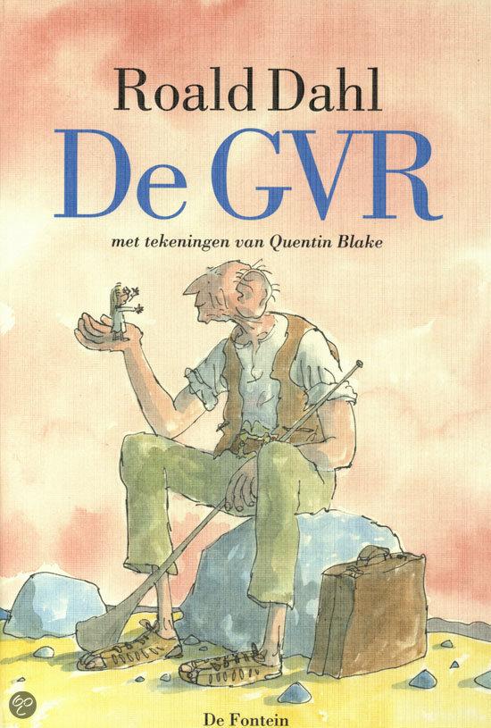 Bol Com De Gvr Roald Dahl 9789026198120 Boeken